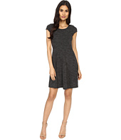 Brigitte Bailey - Beatrix Cap Sleeve Flare Dress
