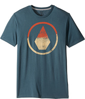 Volcom Kids - Canvas Stone Short Sleeve Tee (Big Kids)