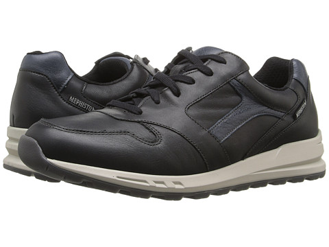 Mephisto Trail - Black/Navy Polo