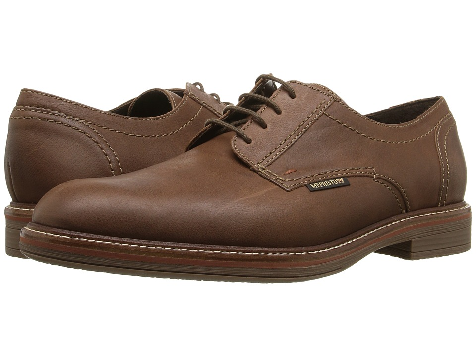 Mephisto - Waino (Hazelnut Kansas) Mens Shoes