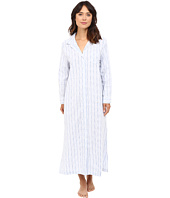LAUREN Ralph Lauren - Woven Maxi Long Sleepshirt