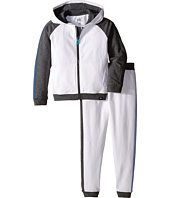 Armani Junior - Sweat Track Suit (Toddler/Little Kids/Big Kids)