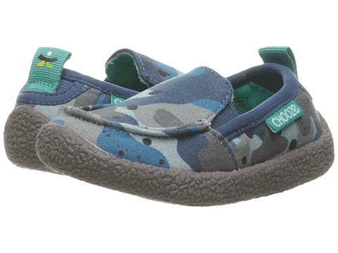 CHOOZE Scout (Toddler/Little Kid/Big Kid) - Camo Blue