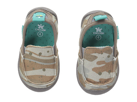 CHOOZE Scout (Toddler/Little Kid/Big Kid) - Camo Brown