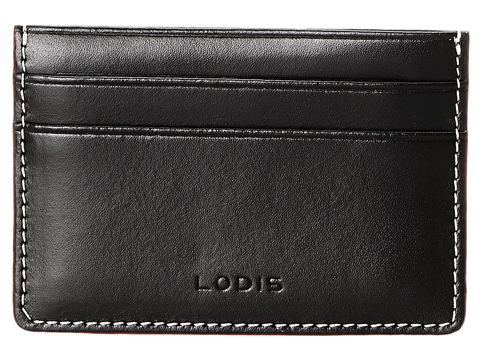 Lodis Accessories - Audrey Mini ID Card Case (Black) Credit card Wallet