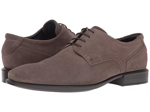 6PM:Ecco爱步 Cairo 男士真皮牛津鞋 79.99美元约¥552