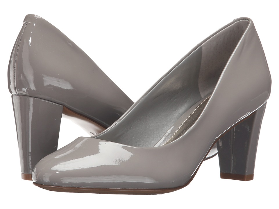 LAUREN Ralph Lauren Hala (Stone Patent Leather) Women