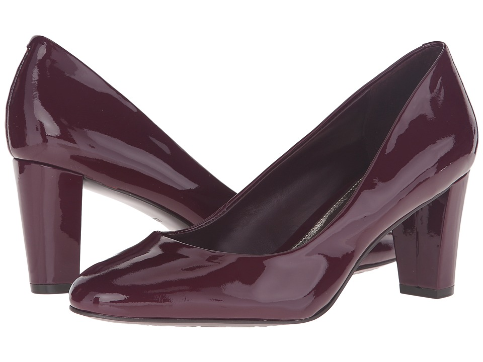 LAUREN Ralph Lauren Hala (Claret Patent Leather) Women