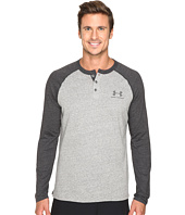 Under Armour - Tri-Blend Long Sleeve Henley