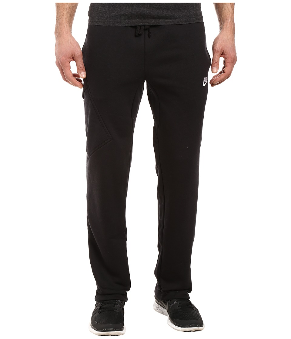 Nike Club Fleece Cargo Pant (Black/White) Men