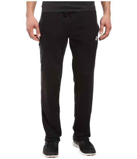 Nike Club Fleece Cargo Pant - Black/White