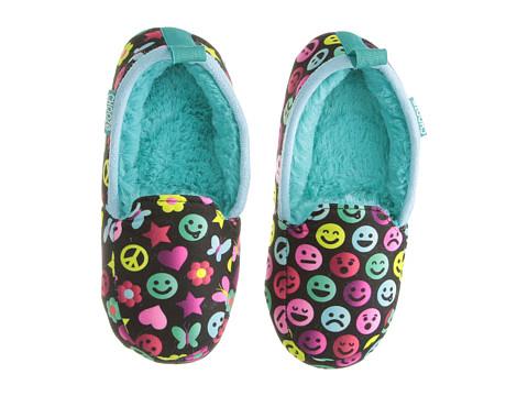CHOOZE Slumber Slippers (Toddler/Little Kid/Big Kid) - Emote