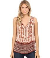 Lucky Brand - Tribal Printed Blouse