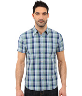 Lucky Brand - Smart Military Plaid Shirt