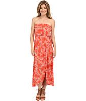 Lucky Brand - Radial Floral Dress