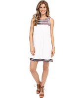 Lucky Brand - Embroidered Dress