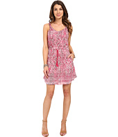 Lucky Brand - Stamp Twist Strap Dress