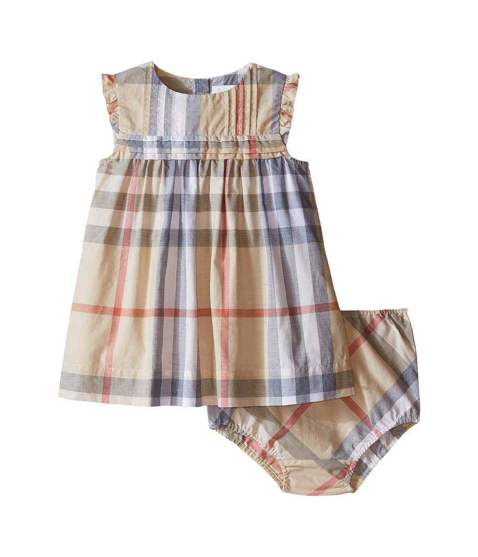 Burberry Kids Burberry Kids - Aaluf Dress with Frill Sleeve