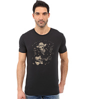 Lucky Brand - Nothing Skull Graphic Tee