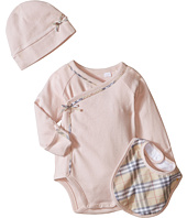 Burberry Kids - Check Branded Set (Infant)