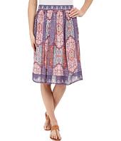 Lucky Brand - Tapestry Print Skirt