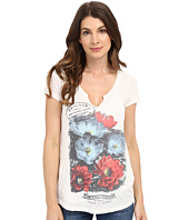 Lucky Brand - Enriched Flowers Matchbox Tee