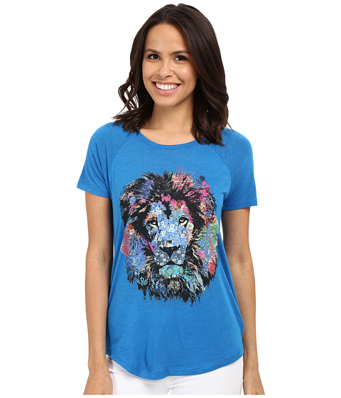 Lucky Brand Trippy Mane Tee