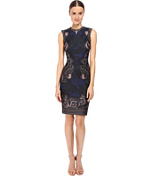 YIGAL AZROUËL - Abstract Ganesha Print Scuba Dress