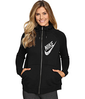 Nike - Rally Full-Zip Graphic Hoodie