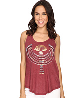 Lucky Brand - Egyptian Eagle Tank Top