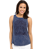 Lucky Brand - Window Embroidery Tank Top