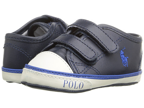 Polo Ralph Lauren Kids Daymond EZ (Infant/Toddler) - Navy
