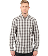 Lucky Brand - Short Sleeve Dobby Western Shirt