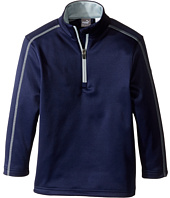 PUMA Golf Kids - Core Fleece 1/4 Zip JR (Big Kids)
