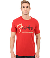 Lucky Brand - Fender Stripe Graphic Tee