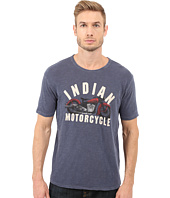 Lucky Brand - Indian Motorcycle Graphic Tee