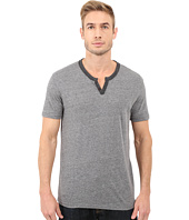 Lucky Brand - Notch Neck Tee