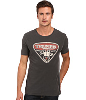 Lucky Brand - Triumph Twin Graphic Tee