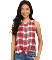 Lucky Brand - Rayon Plaid Shirt