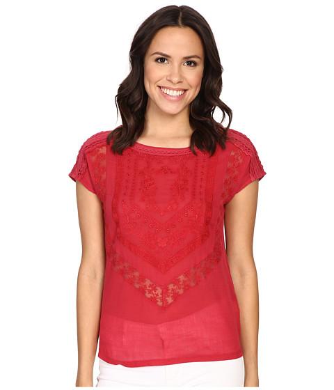 Lucky Brand Textured Knit Top