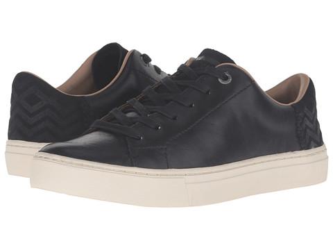 TOMS Lenox Sneaker - Black Leather