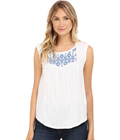 Lucky Brand - Washed Knit Top