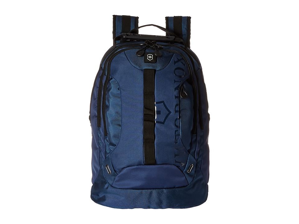 Victorinox - VX Sport Trooper Laptop Backpack (Blue/Black Logo) Backpack Bags