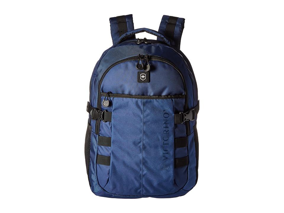 Victorinox - VX Sport Cadet Laptop Backpack (Blue/Black Logo) Backpack Bags