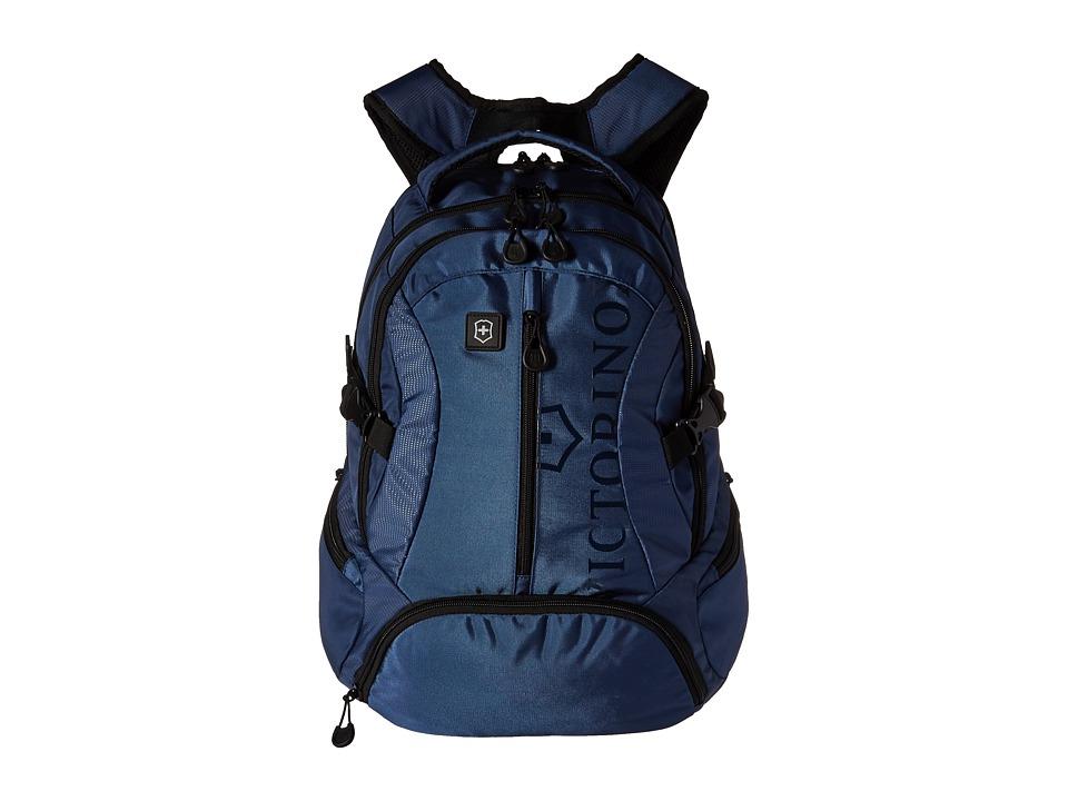 Victorinox - VX Sport Scout Laptop Backpack (Blue/Black Logo) Backpack Bags