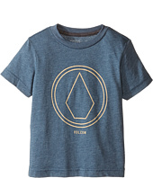 Volcom Kids - Pin Line Short Sleeve Tee (Toddler/Little Kids)