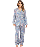 LAUREN Ralph Lauren - Petite Cotton Sateen Pajamas