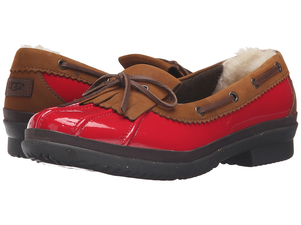 UGG - Haylie (Red) Women