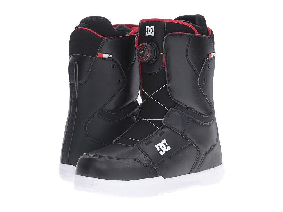 DC - Scout (Black) Mens Snow Shoes