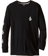Volcom Kids - Deadly Stones Long Sleeve Tee (Toddler/Little Kids)